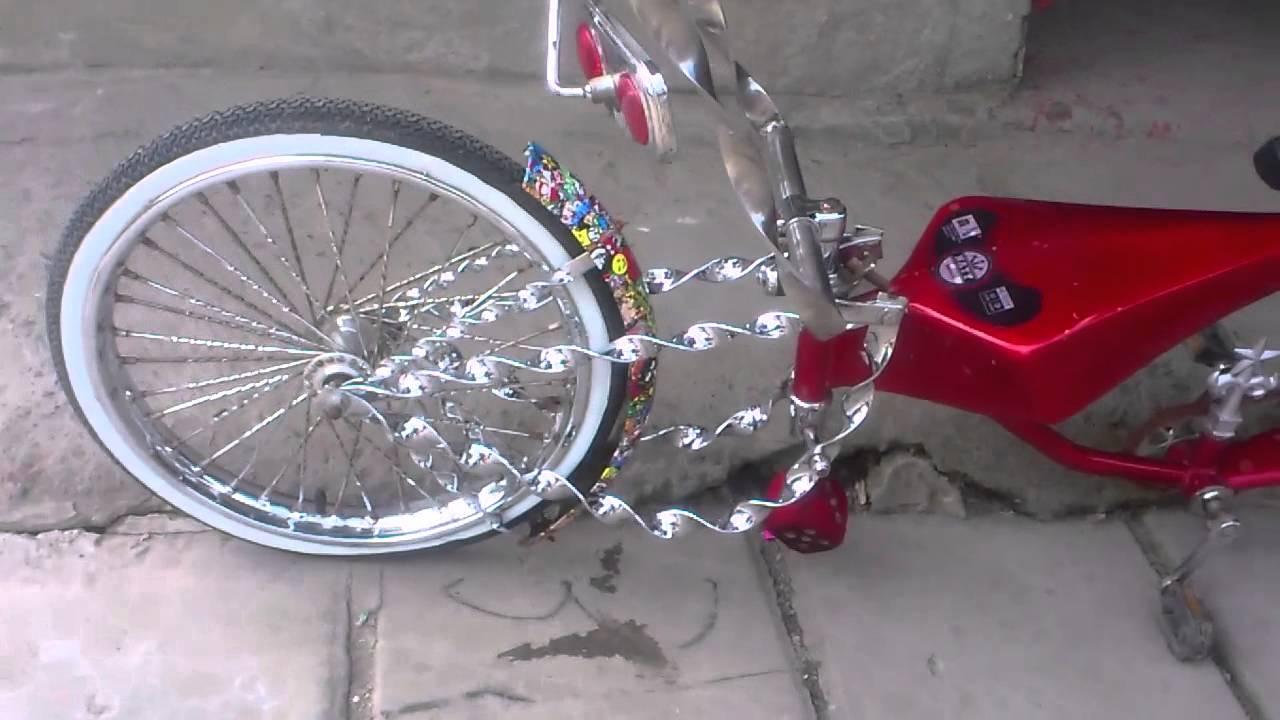 Lowrider Bike - Kerwin Antonio - YouTube