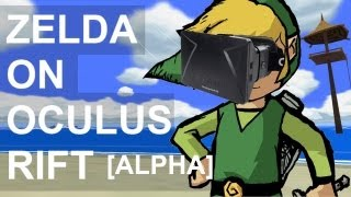 Repeat youtube video Testing out Zelda: Wind Waker on the Oculus Rift (WIP)