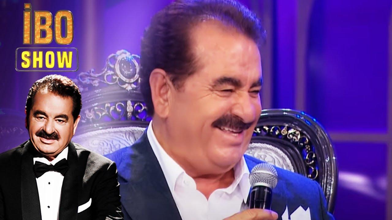 İbrahim Tatlıses & Hülya Avşar - Mavi Mavi | İbo Show 2020 | 2. Bölüm - Performans