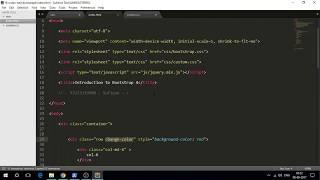 vuclip Bootstrap 4 grid flexbox css seo tutorial in Hindi Part 2