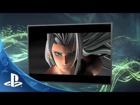 Final Fantasy VII - PlayStation Experience Trailer   PS4