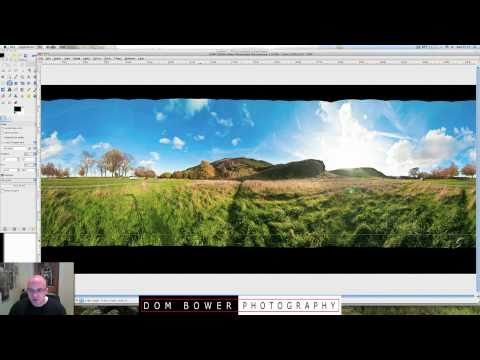 360 degree Panorama Photography tips and editing