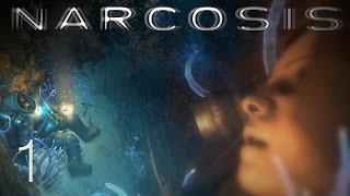 Narcosis [1] - Terror Under The Sea (Non-VR Gameplay / Walkthrough)