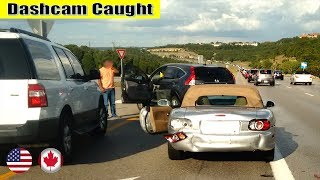 Ultimate North American Cars Driving Fails Compilation - 203 [Dash Cam Caught Video]