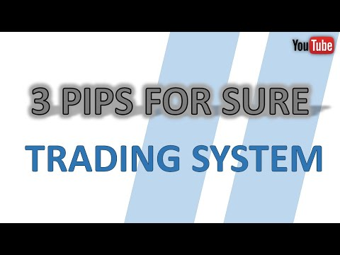 3 Pips For Sure Forex Trading [Forex strategy that truly work]