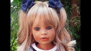 Потрясающе красивые виниловые куклы.  Fantastically beautiful vinyl dolls.Master Piece Dolls.