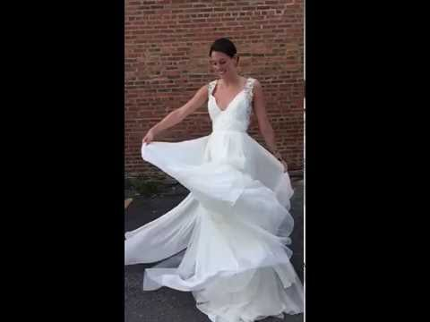 12e5b478b219 Twirl The Girl! Hayley Paige Gwen style 6605 - YouTube