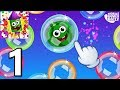 Bubble Shooter games for kids (iOS Android) - Bubbles for babies