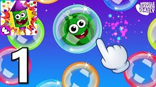 Bubble Shooter games for kids (iOS Android) - Bubbles for babies screenshot 5