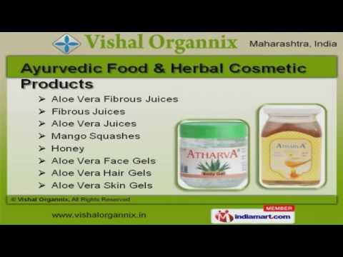 Ayurvedic and Herbal Products by Vishal Organnix, Mumbai