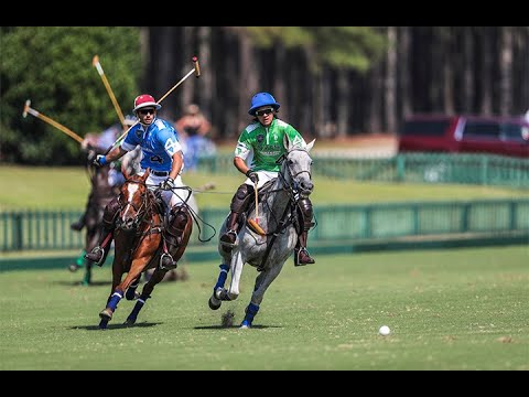 Goal by Winston Painter riding Best Playing Pony Chaparra