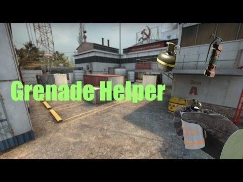 Aimtux Grenade Helper