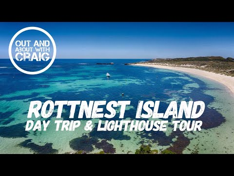 ROTTNEST ISLAND | ADVENTURE | WESTERN AUSTRALIA 🇦🇺