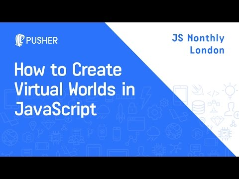 WebVR: How to create virtual worlds with JavaScript