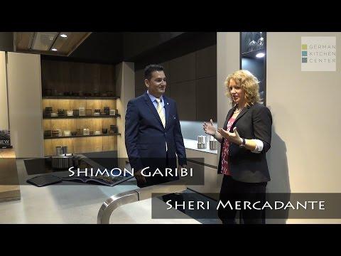 Leicht at Eurocuchina: Shimon Garibi tours Taiwan Kitchen