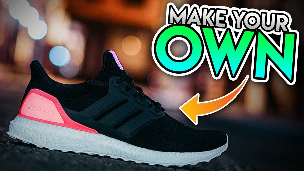 1c0e02526 HERE IS HOW YOU CAN CUSTOMIZE YOUR OWN ADIDAS ULTRABOOST!!! ( CUSTOM BLACK  BOOST )