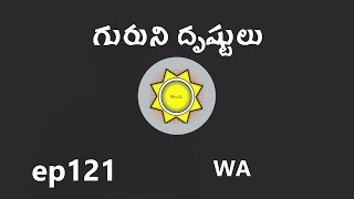 Jupiter Trine, Sextile, Square Aspects in Western Astrology | Learn Western Astrology Telugu | ep121 thumbnail