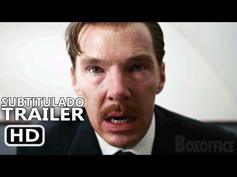 The Courier (2021)   Tráiler Oficial Subtitulado   Película Con Benedict Cumberbatch