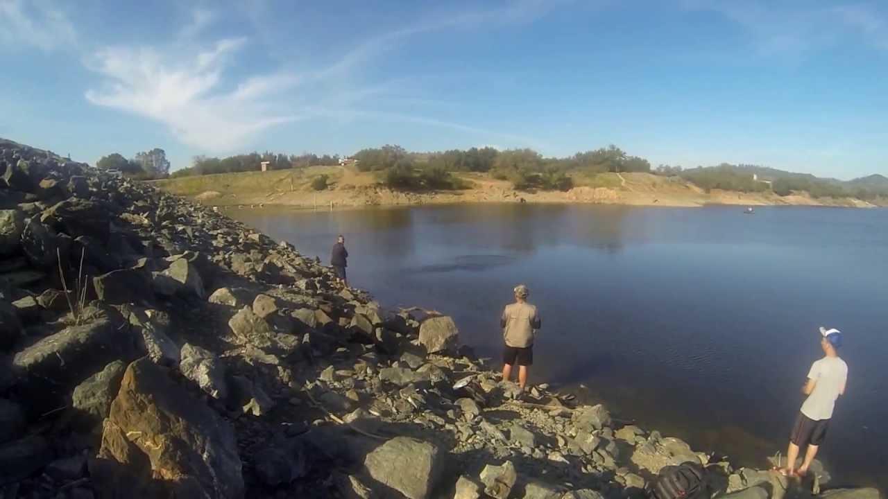 Lake amador fishing trip gopro 3 black 1080p 60fp youtube for Lake amador fishing report