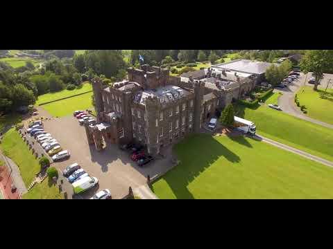 Stobo Castle, Peeblesshire