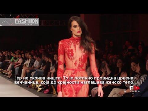 EYMERIC FRANCOIS Serbia Fashion Week Fall Winter 2017-18 - Fashion Channel