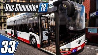 BUS SIMULATOR 18 #33: Ein kleiner Umweg auf der Bus-Route! | BUS SIMULATOR 2018 deutsch