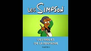 LES SIMPSON - APU - Les fables de la Fontaine Partie 5