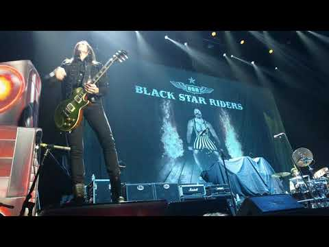 Black Star Riders (Vivint Smart Home Arena, Salt Lake City, UT)