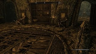 skyrimse eps 37 ganci is stuck on a puzzle