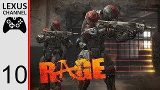 Rage - #10 (Тюрьма правительства) Прохождение