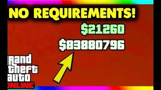 🔥ANYONE CAN DO THIS GTA 5 SOLO MONEY GLITCH 1.46 *EVEN POOR PLAYERS* (GTAV SOLO MONEY GLITCH 1.46)