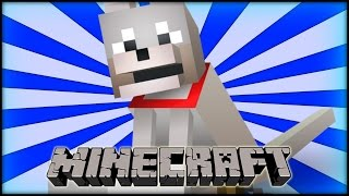 MINECRAFT HUNGER GAMES - THE DOGS ARE DANCING ON THEIR BUTTS!