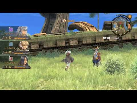 Xenoblade Chronicles! Becoming the Local Hero of the Hidden