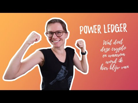 Power Ledger coin – Wat doet deze crypto en waarom ik hem leuk vind