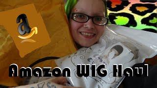 *Cheap* Amazon Wig Haul
