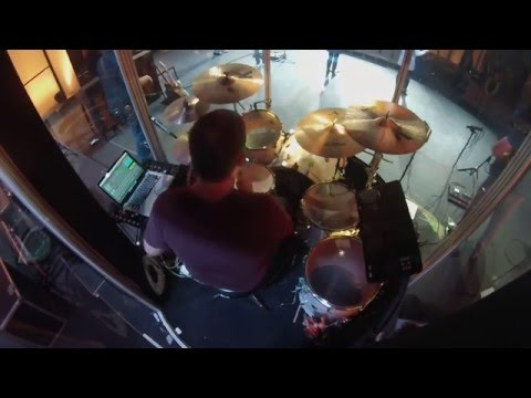 Church at Viera drum cam - All the Earth / Call on the Name Vertical Church