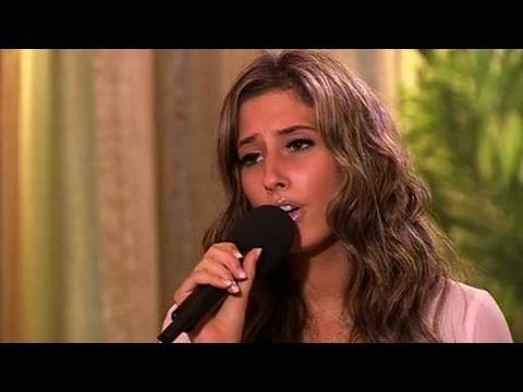 The X Factor 2009 - Stacey Solomon - Judges' houses 1 (itv.com/xfactor)