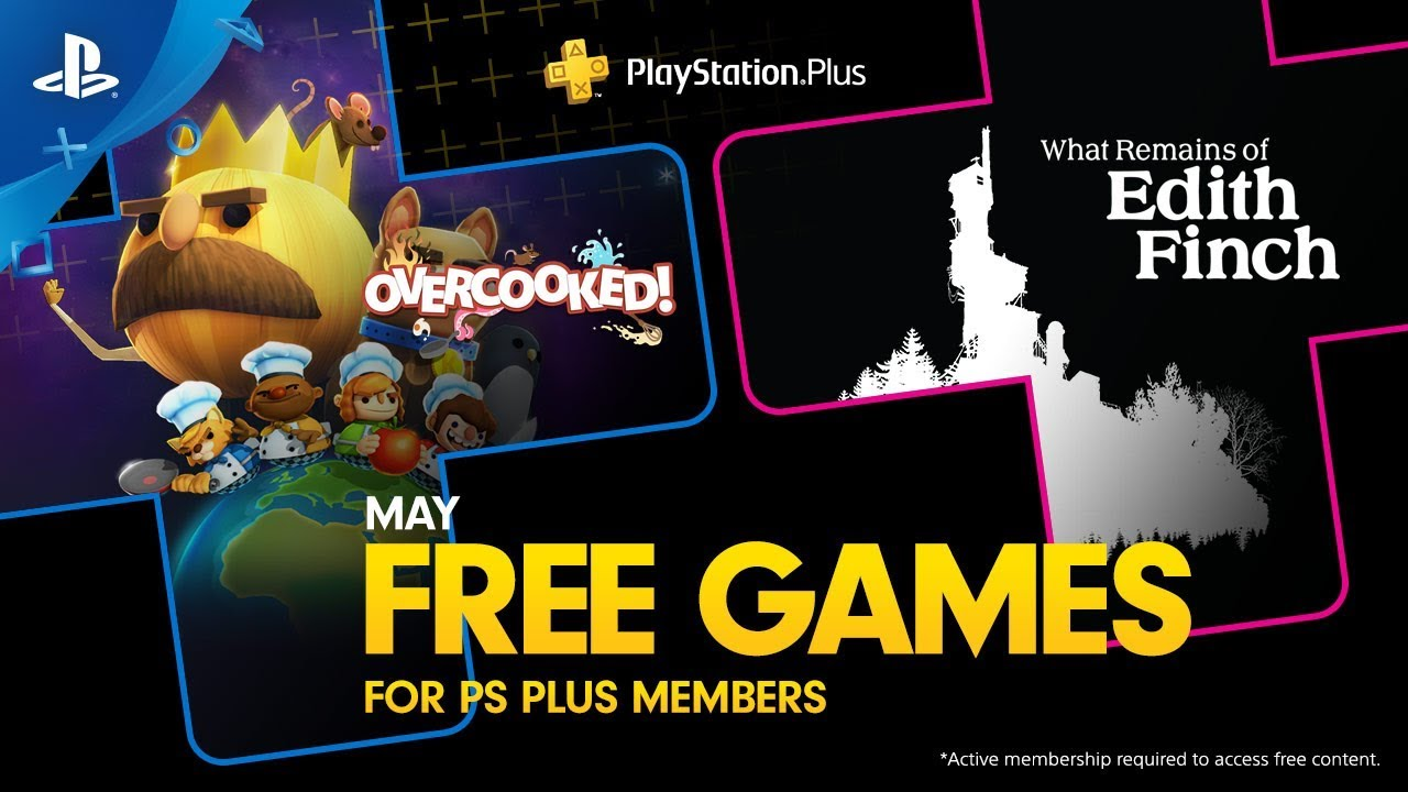 Playstation Plus Free Games Lineup May 2019 Ps4 Youtube