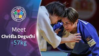 Meet Your Judoka - Christa Deguchi 🇨🇦