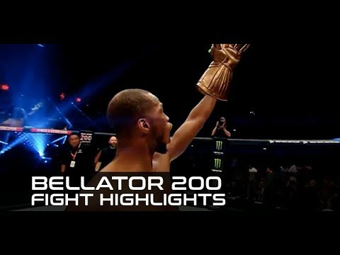 Bellator 200 Highlights: Page Wrecks Rickels; Mousasi Claims Middleweight Belt