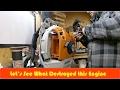 Stihl Br600 Tear Down Total Engine Destruction