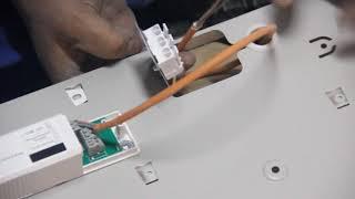видео Аварийные светильники с аккумулятором