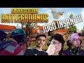 CARREGUEI UM COREANO EM UM JOGO FRENÉTICO!!! ft. 4Lan, Lactea e Buzzoca | BATTLEGROUNDS