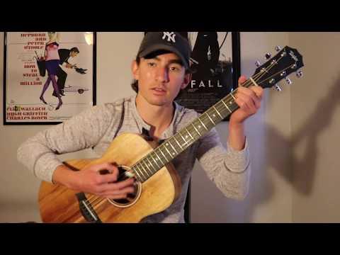 Jason Mraz - Have It All - Guitar Tutorial