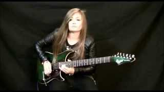 "Tina S performs a stunning rendition of ""The Loner "" by Gary..."