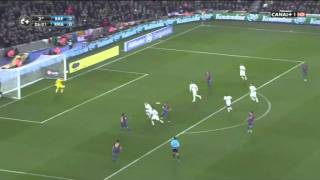 FC Barcelona - Real Madrid (Copa del Rey 2011-2012)