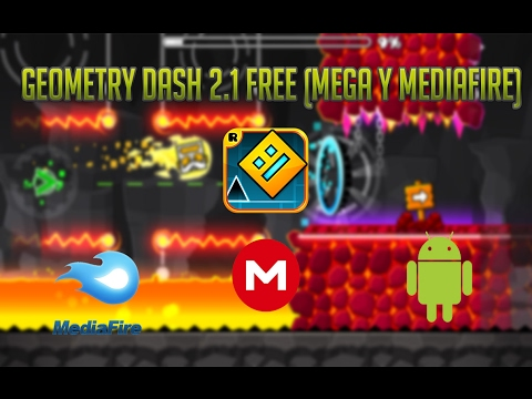 Geometry Dash 2.1 [Mega] y [Mediafire]