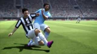 FIFA 14 - Debut Gameplay Trailer (X360, PS3, PC)