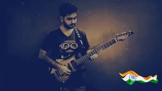 Indian National Anthem - Jana Gana Mana | Guitar Cover By Rajdeep Das