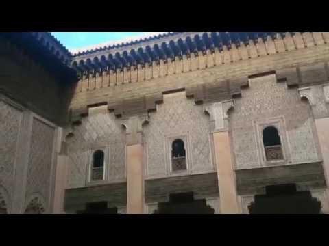 Magical Marrakech Saadian Tombs